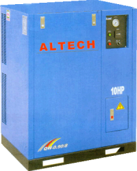 Quiet Cabinet Type  Air Compressors